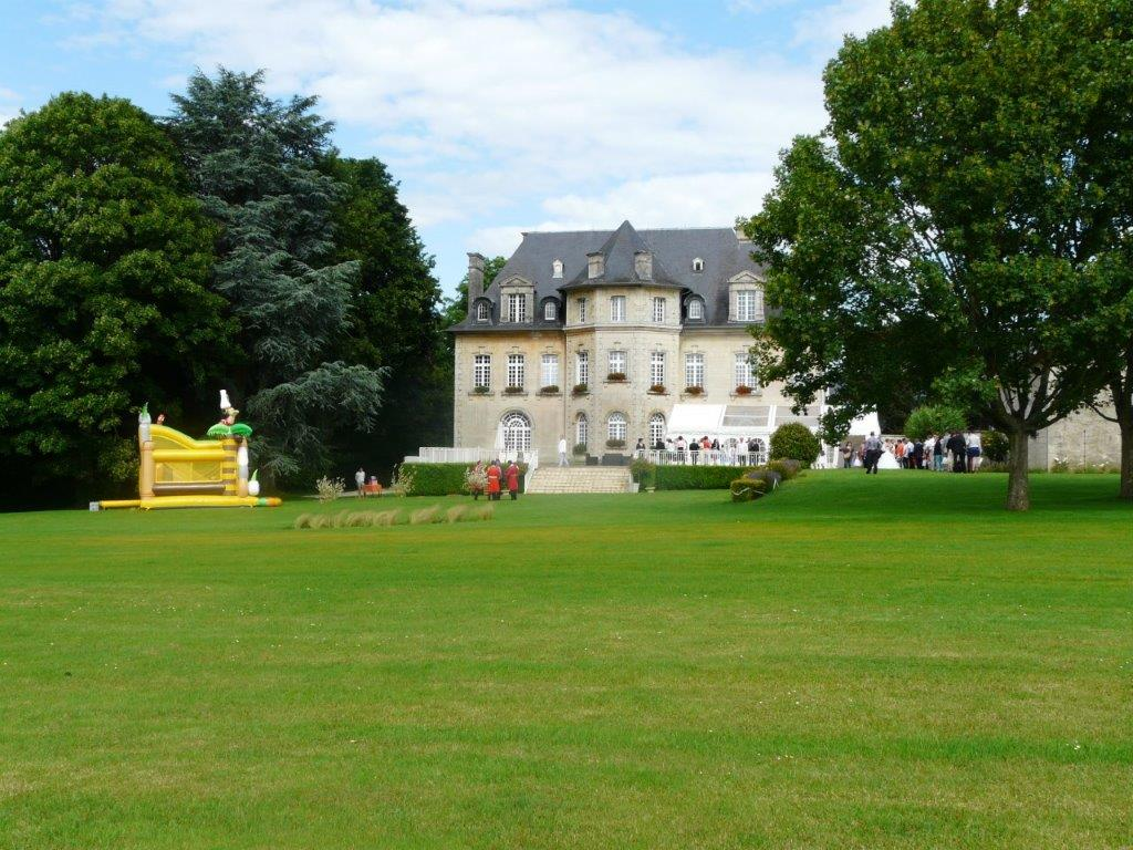 Parc & jardins réception événementiel